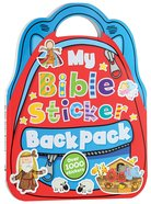My Bible Sticker Backpack image