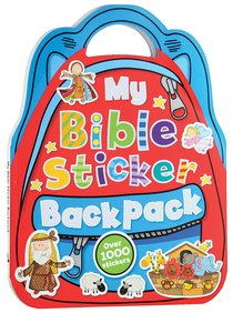 Product: My Bible Sticker Backpack Image