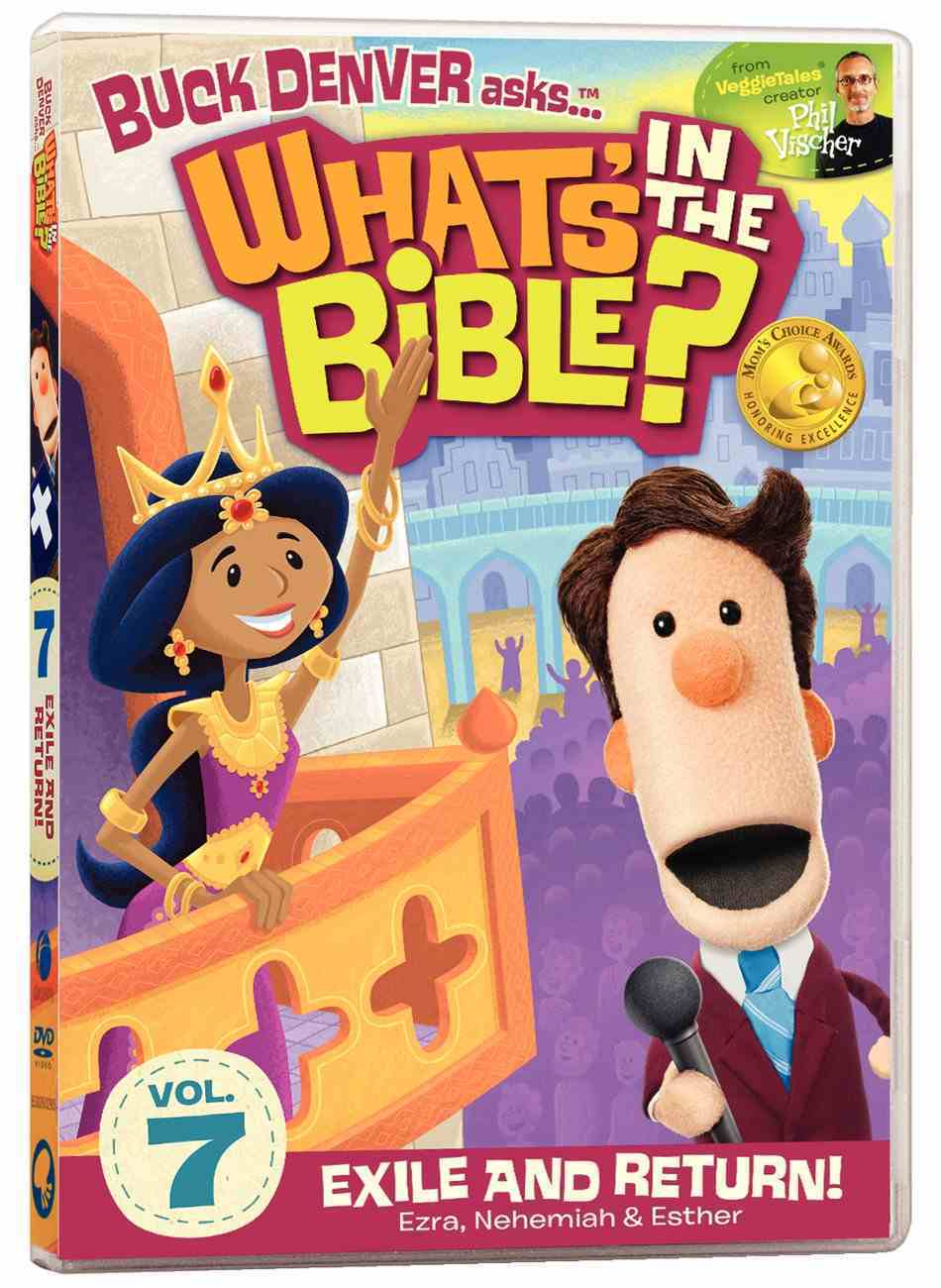 Exile and Return! (#07 in What's In The Bible Series) DVD