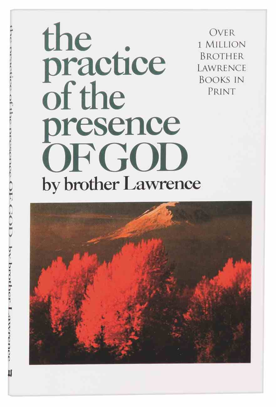 The Practice of the Presence of God Mass Market