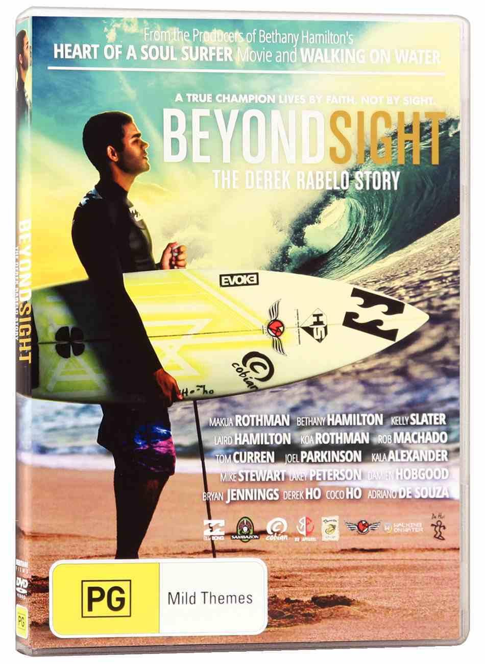 Beyond Sight: The Derek Rabelo Story DVD