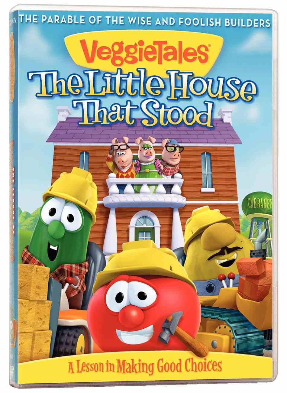 Veggie Tales #52: Little House That Stood (#052 in Veggie Tales Visual Series (Veggietales)) DVD