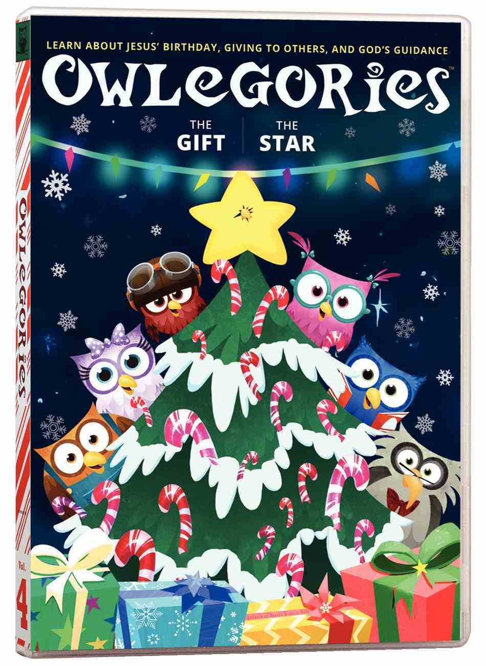 Owlegories #04: The Gift/The Star DVD