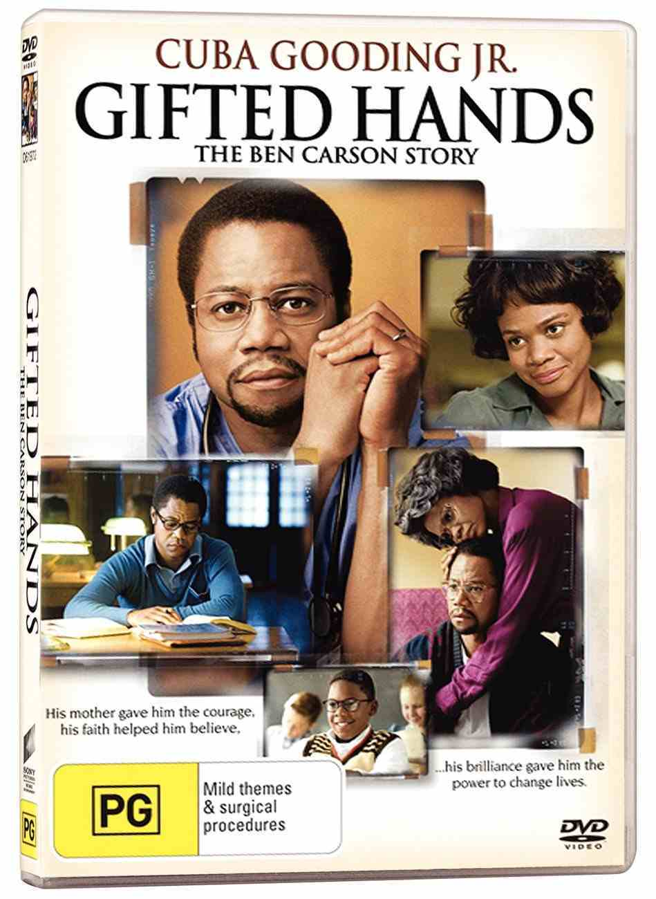 Gifted Hands DVD