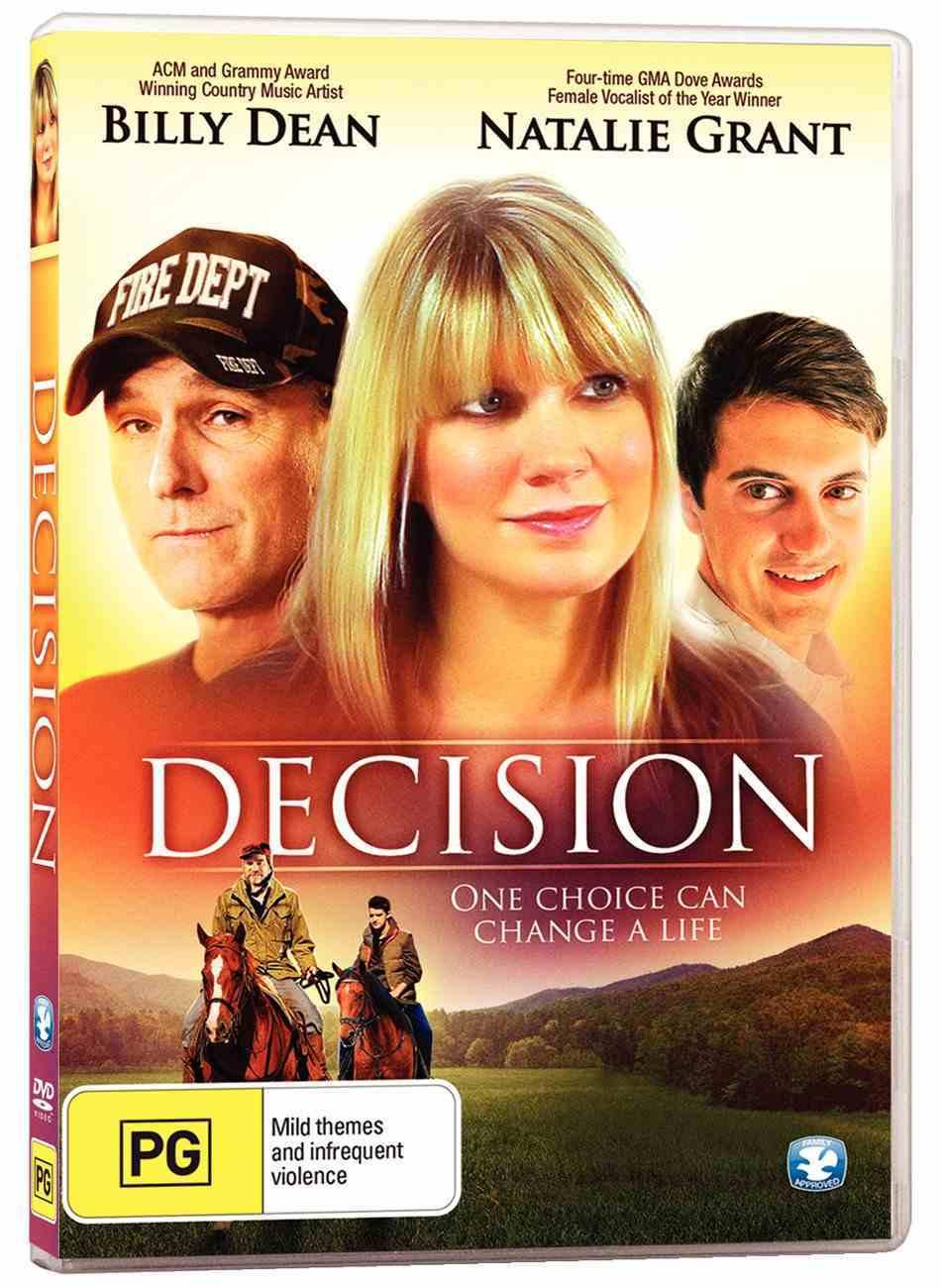 Decision DVD