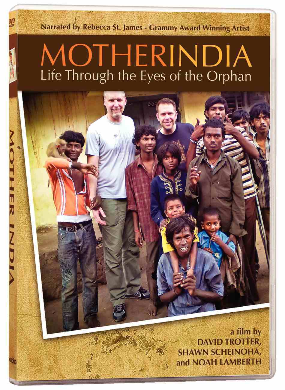 Mother India: Life Through the Eyes of An Orphan DVD