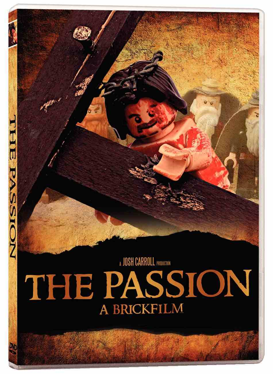 The Passion: A Brickfilm DVD