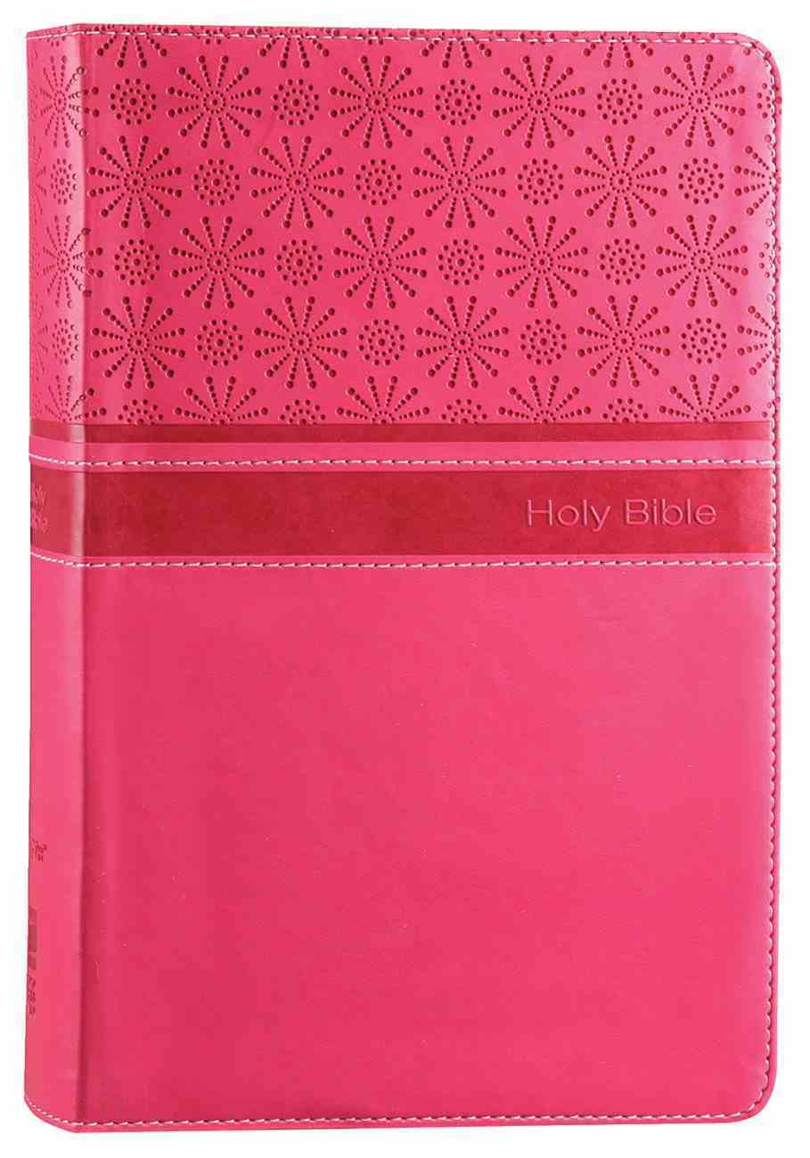NIRV Gift Bible Pink Girls Edition (Black Letter Edition) Premium Imitation Leather
