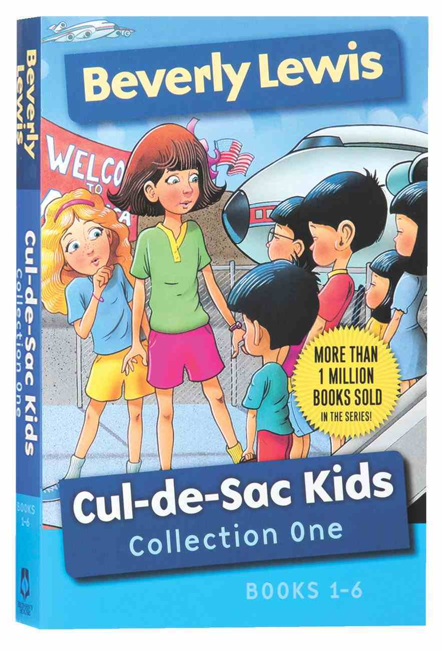 Cul-De-Sac Kids Collection #01 (Books 1-6) (Cul-de-sac Kids Series) Paperback