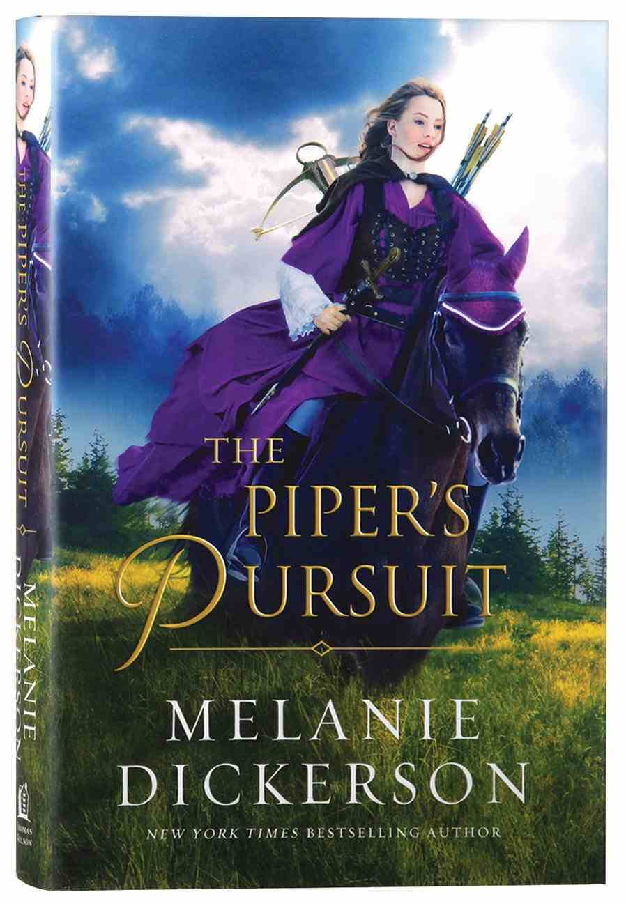 The Piper's Pursuit (#10 in Hagenheim - My Fairy Tale Romance Series) Hardback