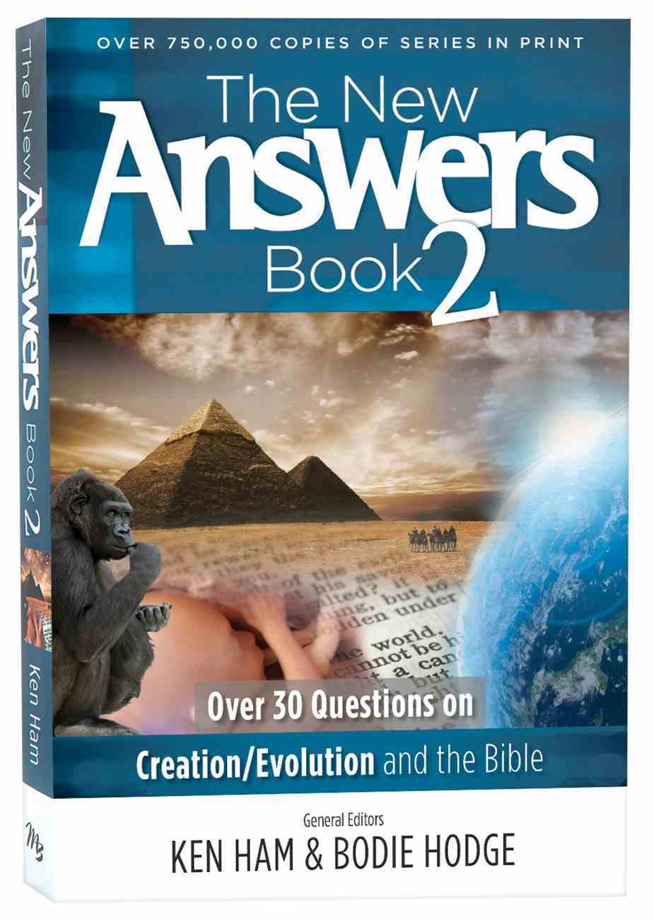 Over 30 Questions on Creation/Evolution and the Bible (#02 in New Answers Book Series) Paperback