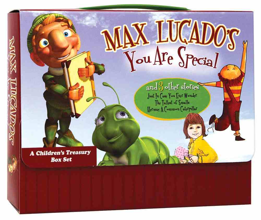 Max Lucado's You Are Special and 3 Other Stories Box