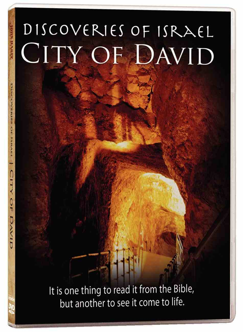 City of David - Discoveries of Israel DVD