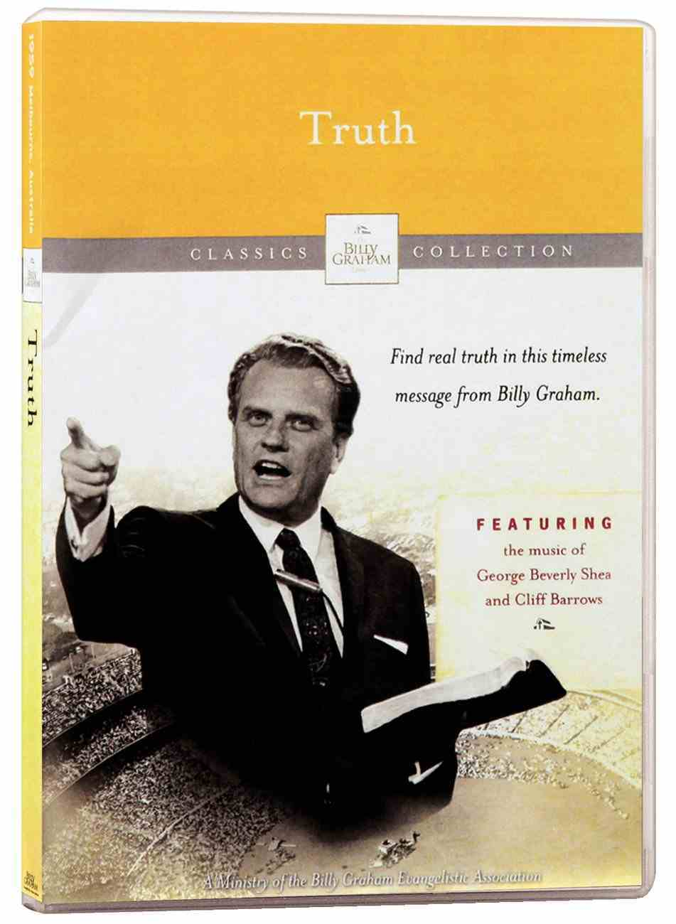 Classic Crusade Message: Truth DVD