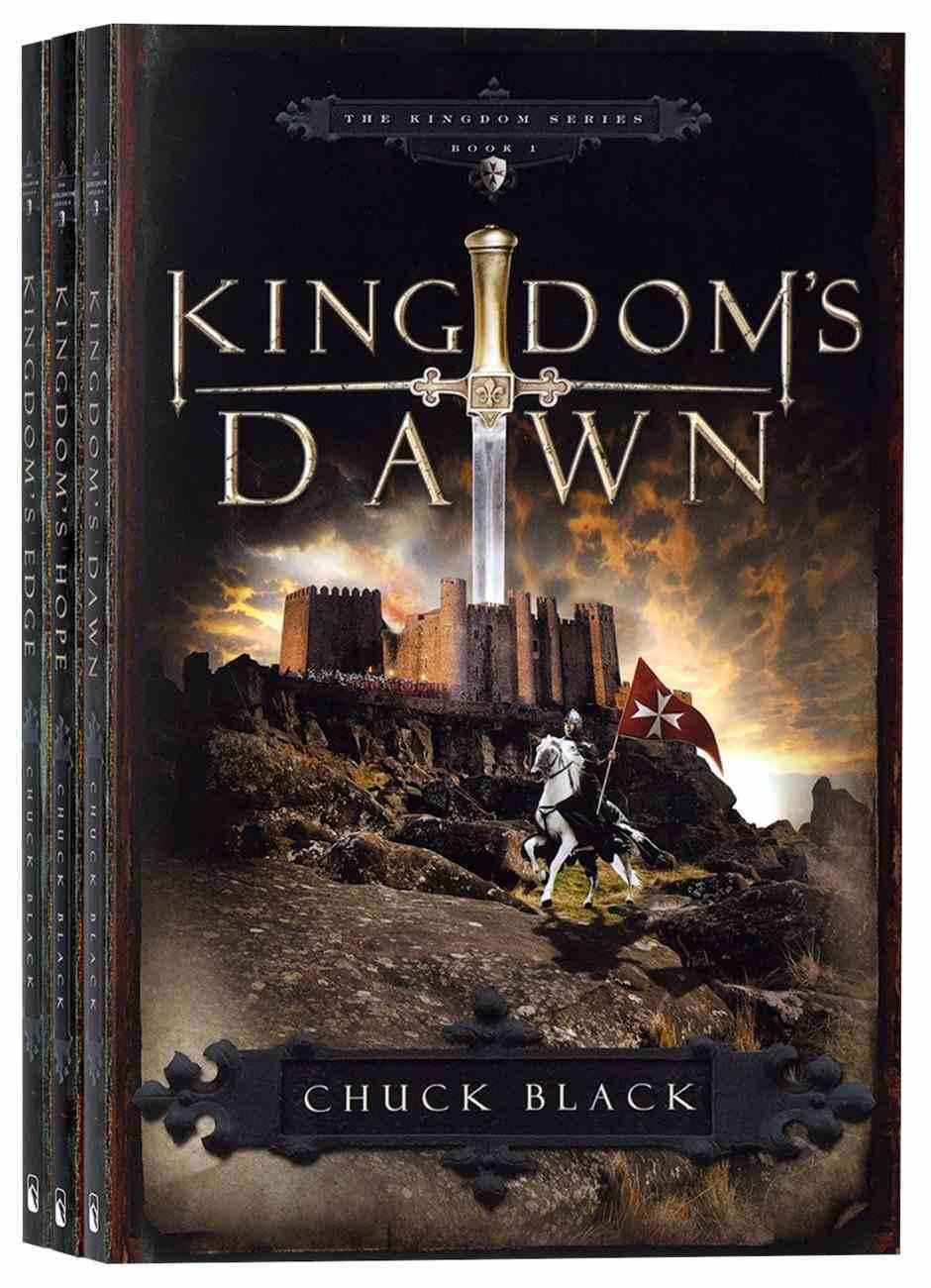 Kingdom's Dawn, Kingdom's Hope, Kingdom's Edge (The Kingdom Series) Paperback