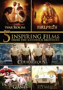 Dvd 5 Inspiring Films From The Kendrick Brothers (5 Dvd Set) image