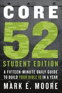 Core 52 Student Edition image