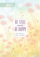 Be Still And Be Happy image