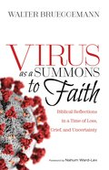 Virus As A Summons To Faith image