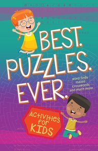 Product: Best Puzzles Ever Image