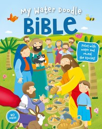 Product: My Water Doodle Bible Image