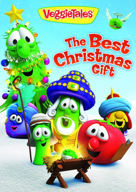 Product: Dvd Veggietales: Best Christmas Gift, The Image