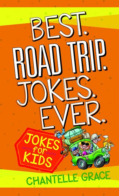 Product: Best Road Trip Jokes Ever Image