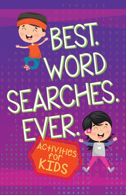 Product: Best Word Searches Ever Image