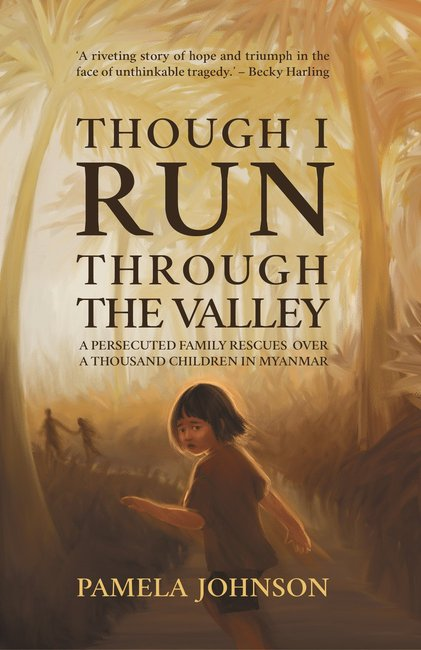 Product: Though I Run Through The Valley Image