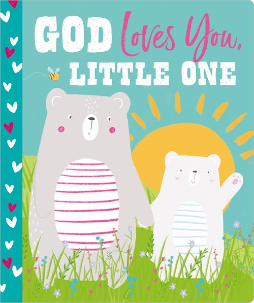 Product: God Loves You, Little One Image