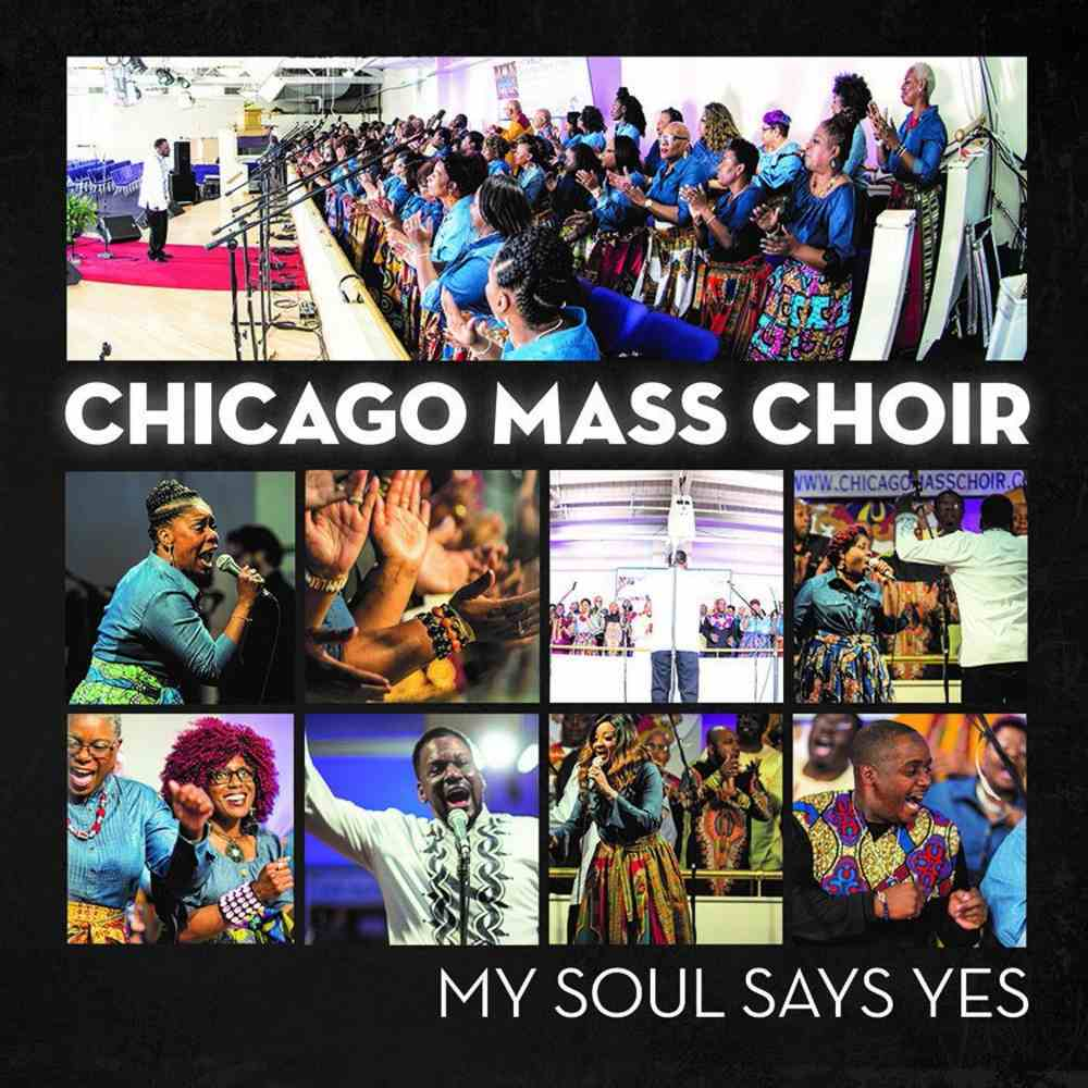 My Soul Says Yes CD