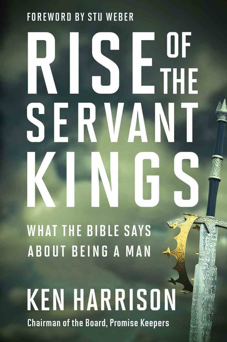 Rise of the Servant Kings: What the Bible Says About Being a Man Paperback