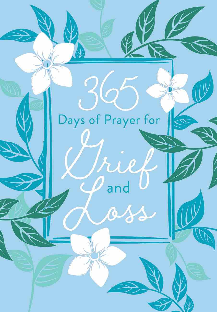 365 Days of Prayer For Grief & Loss Imitation Leather