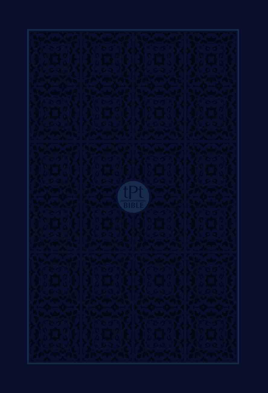 TPT NT 2020 Compact Navy (Black Letter Edition) (New Testament With Psalms, Proverbs And The Song Of Songs) Imitation Leather