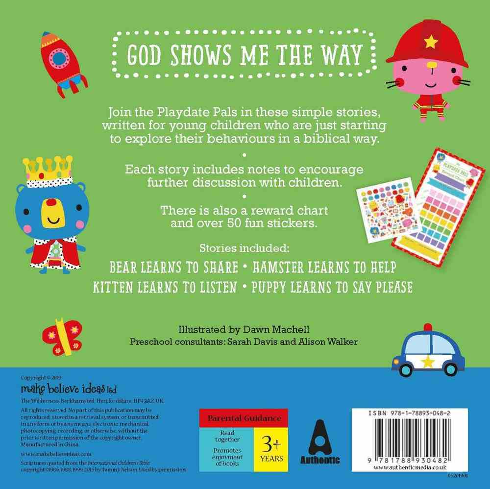 God Shows Me the Way Paperback