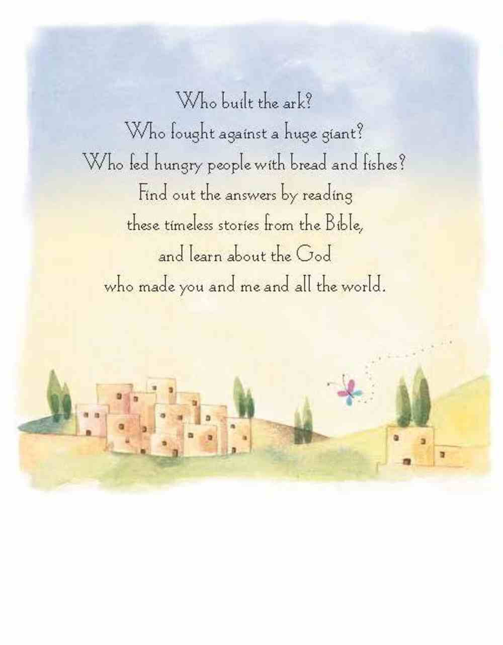 A Child's Bible (Gift Edition) Padded Hardback