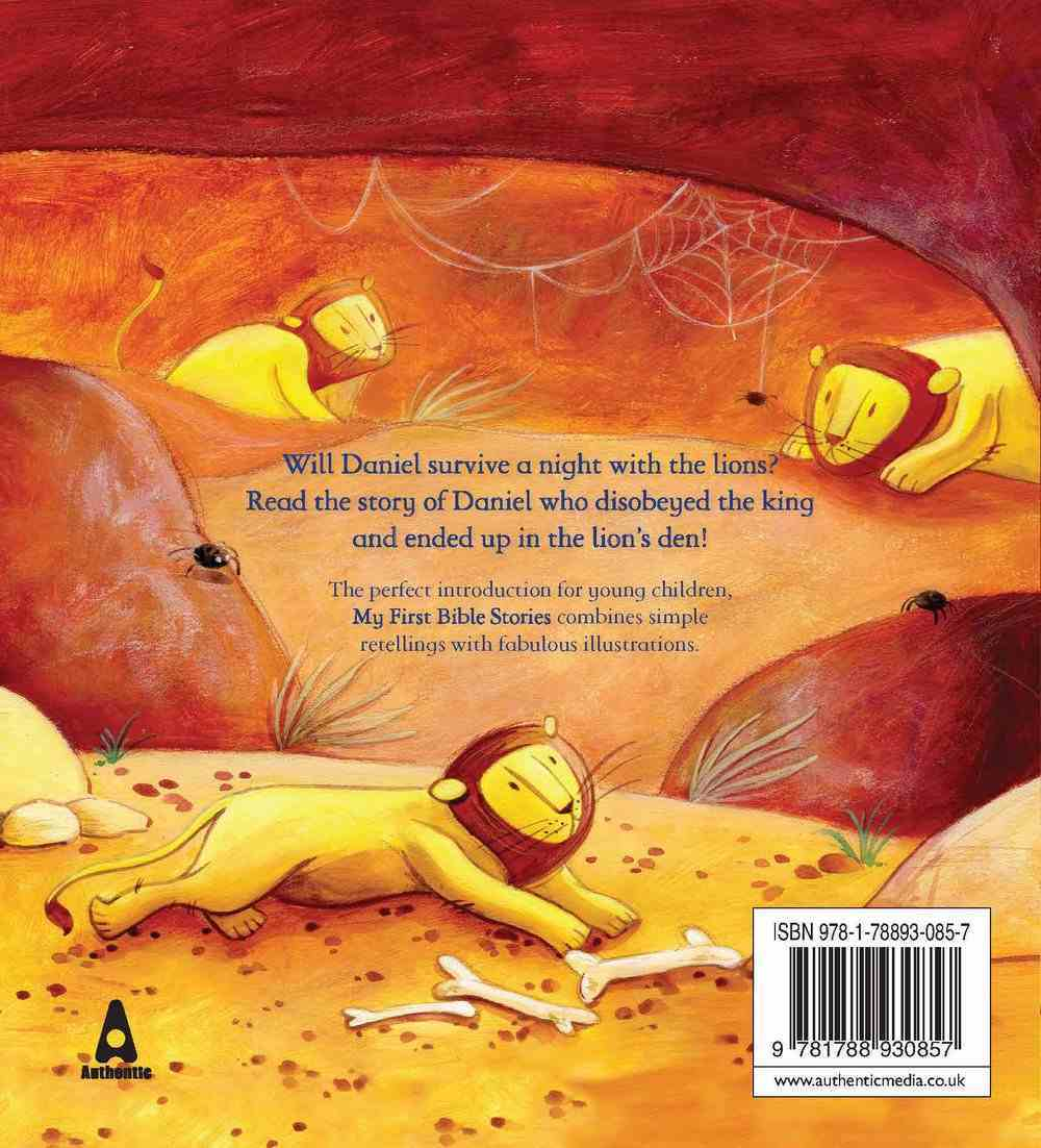 Bible Stories: Daniel and the Lions Paperback