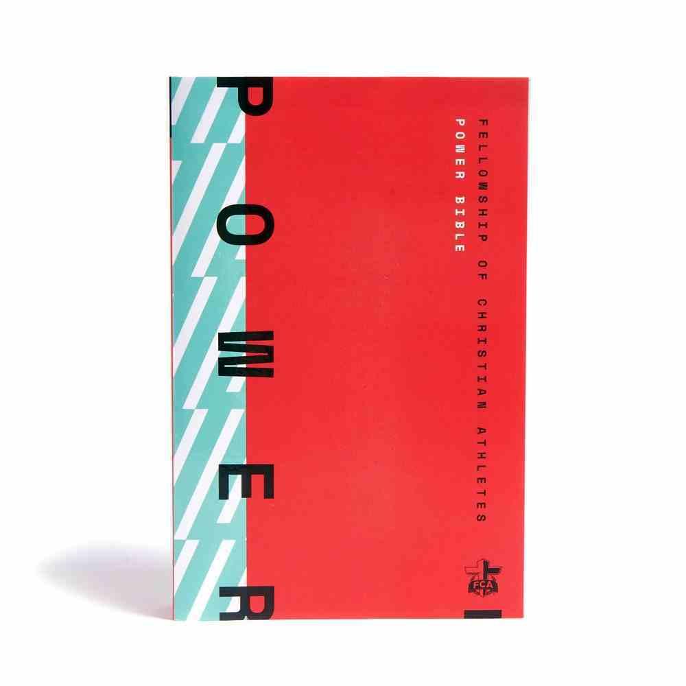 NLT Power Bible 100% Edition Paperback