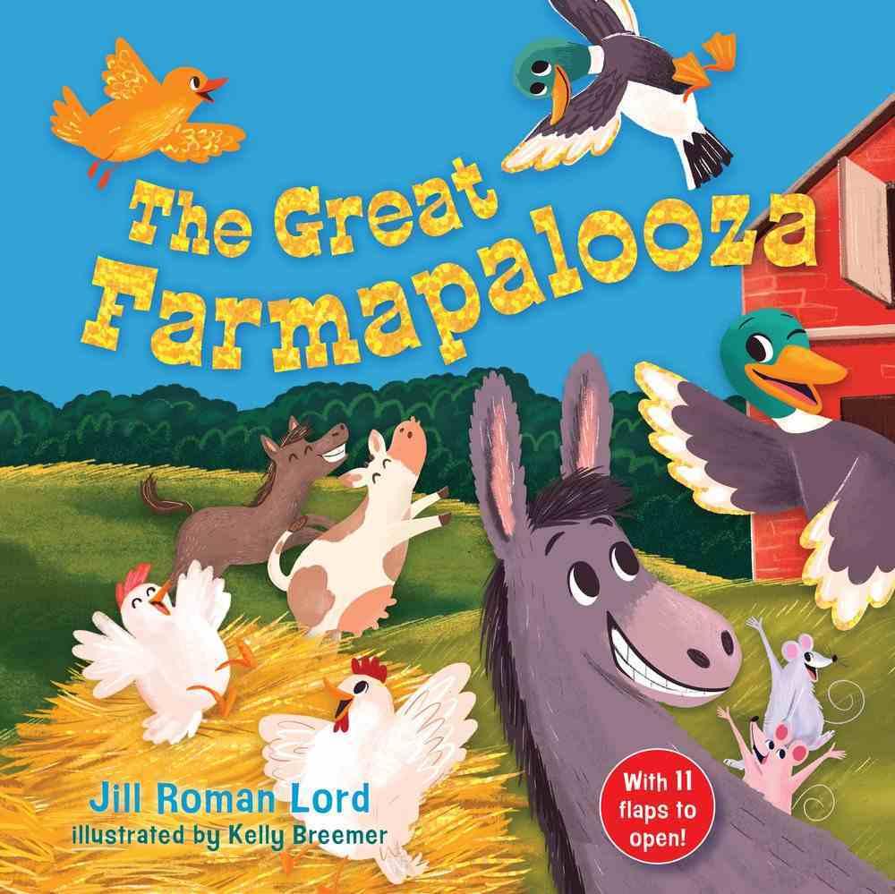 The Great Farmapalooza Board Book