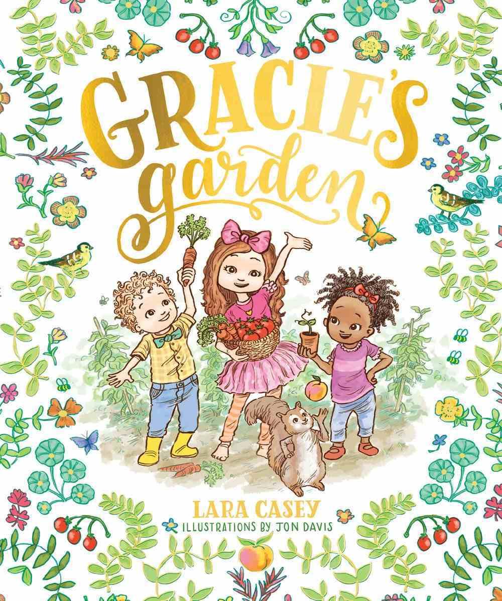Gracie's Garden Hardback
