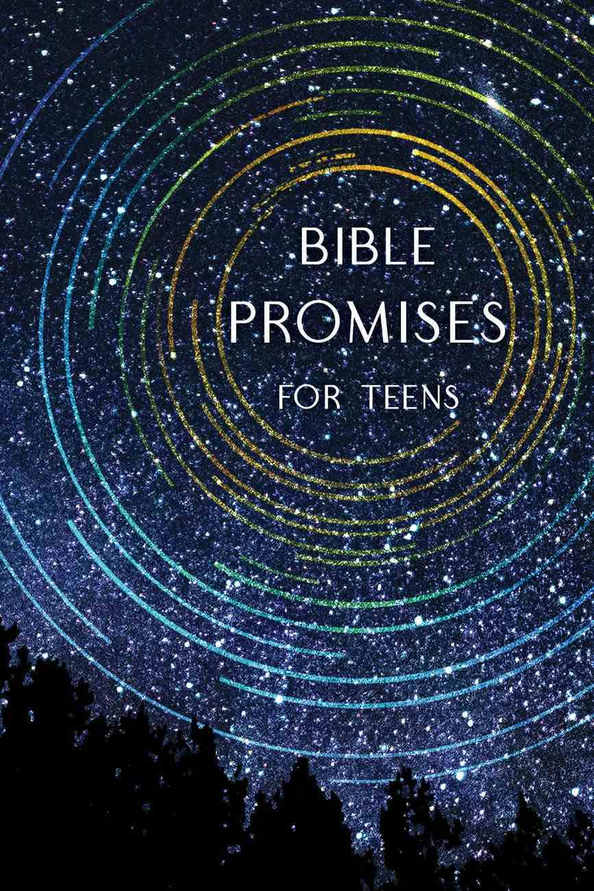 Bible Promises For Teens Paperback