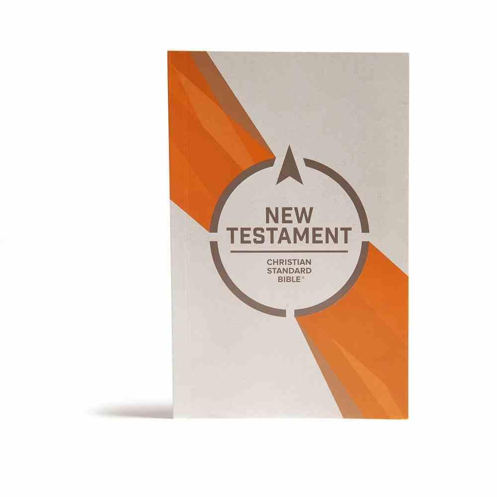 CSB Outreach New Testament Paperback