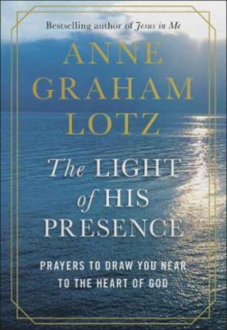 Product: Light Of His Presence, The Image