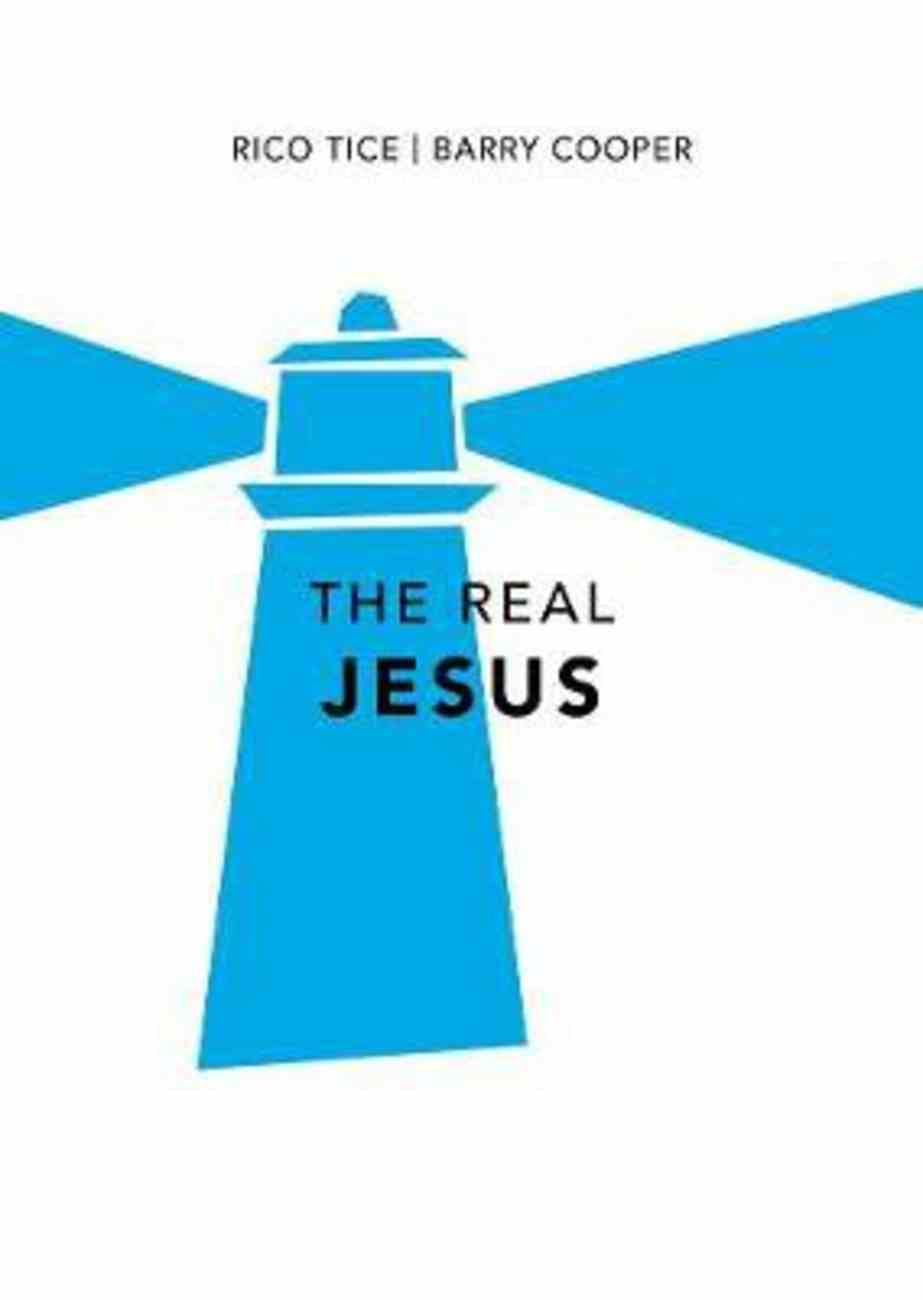 Christianity Explored: The Real Jesus Tract Booklet