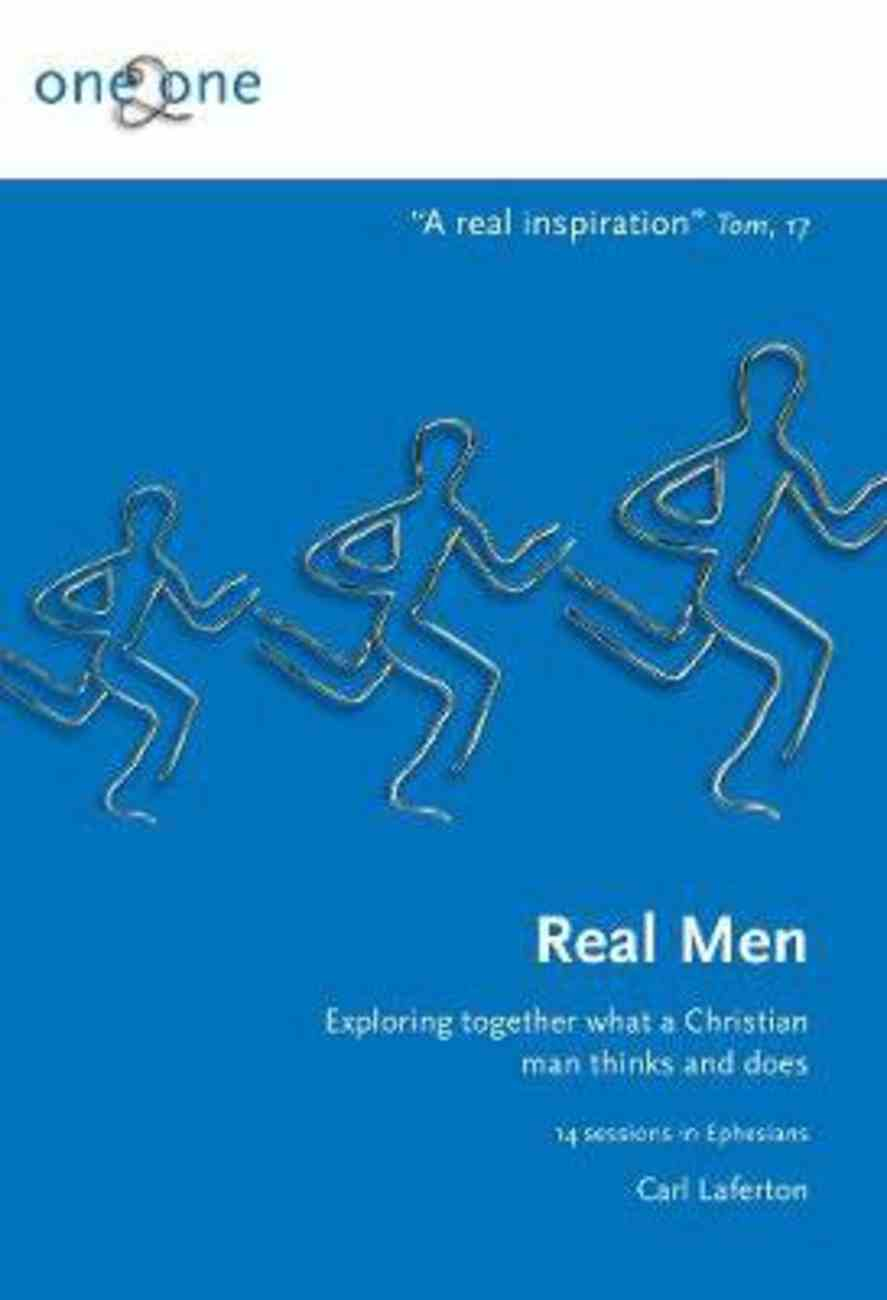 Real Men (One2one Series) Paperback