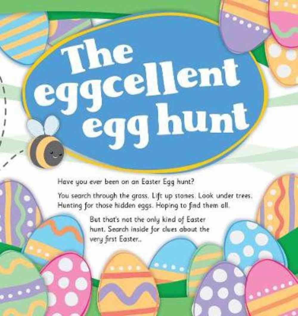 The Eggcellent Egg Hunt Booklet
