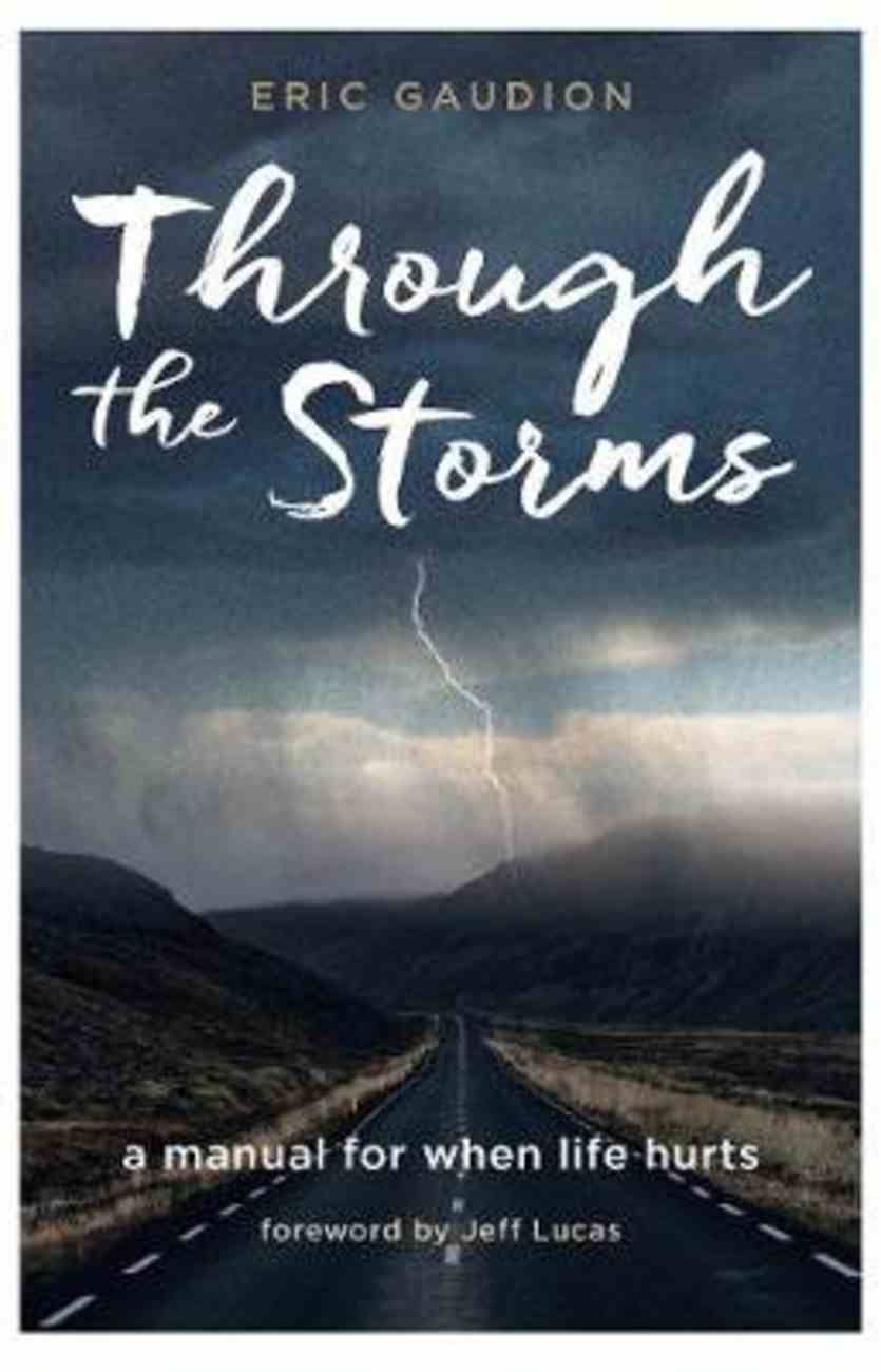Through the Storms: A Manual For When Life Hurts Paperback