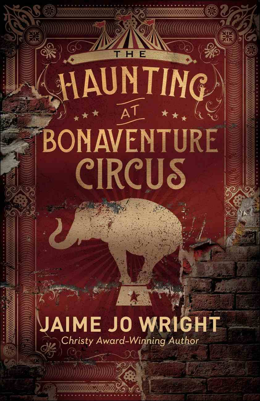 The Haunting At Bonaventure Circus Paperback
