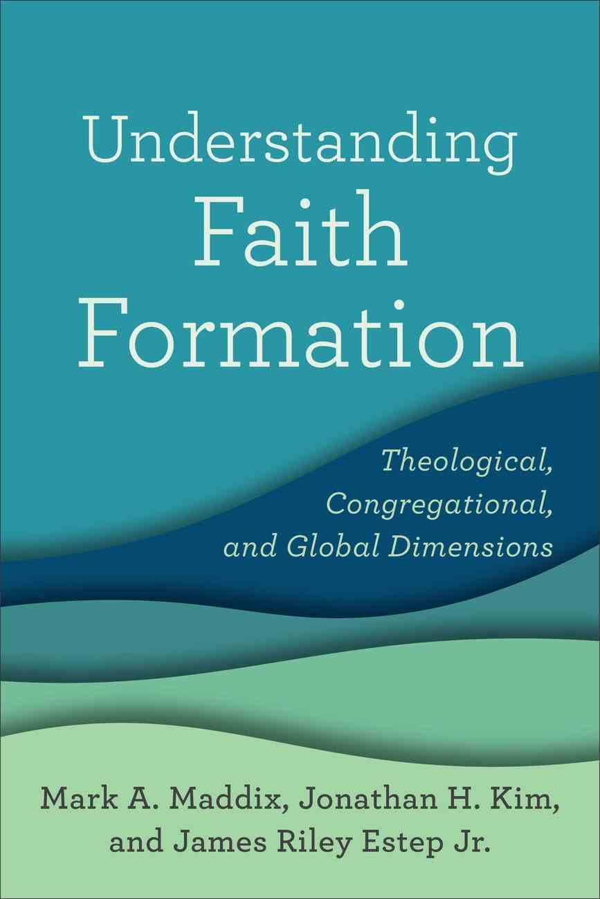 Understanding Faith Formation: Theological, Congregational, and Global Dimensions Paperback
