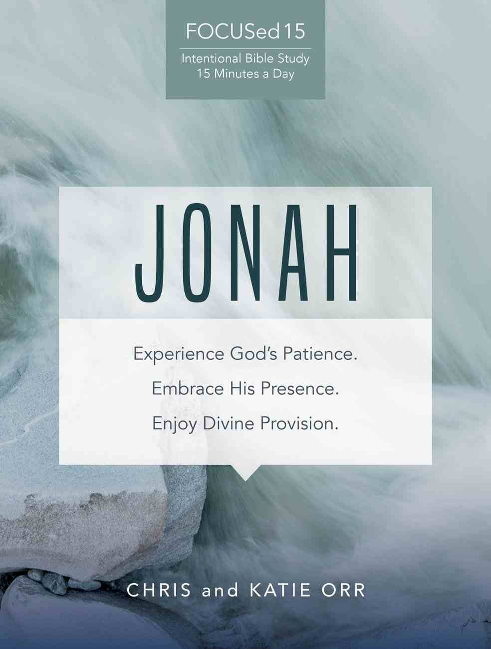 Jonah Paperback